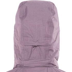 The North Face Inlux Insulated Jacket Damen black plum heather